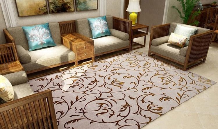 Thảm Sofa có nhiều mức giá khác nhau, từ giá rẻ cho tới cao cấp