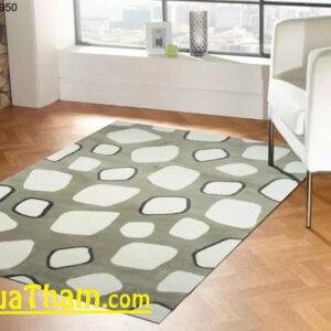 thảm phòng khách trang trí